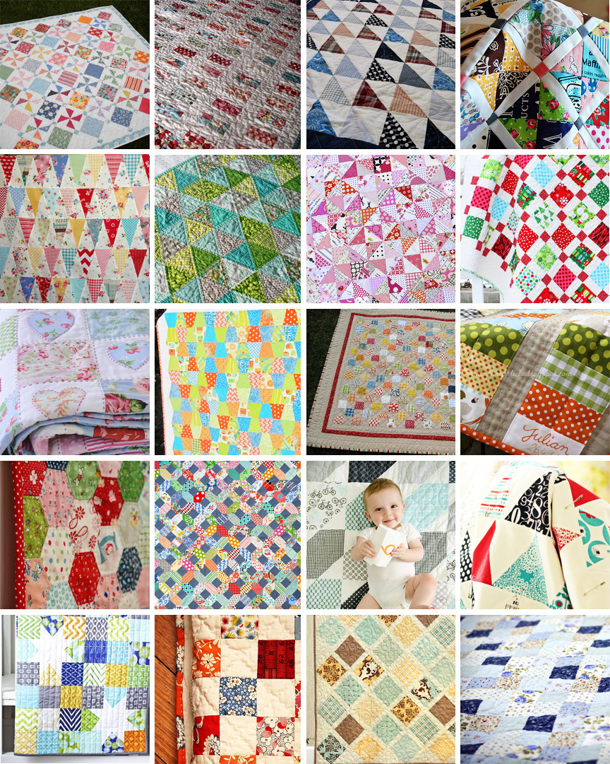 Thimbleanna: Charm Pack Quilts