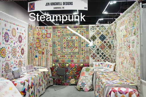 Steampunk   Thimbleanna : steampunk quilt pattern - Adamdwight.com