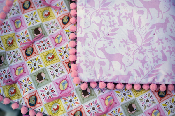 Thimbleanna: Baby Quilts