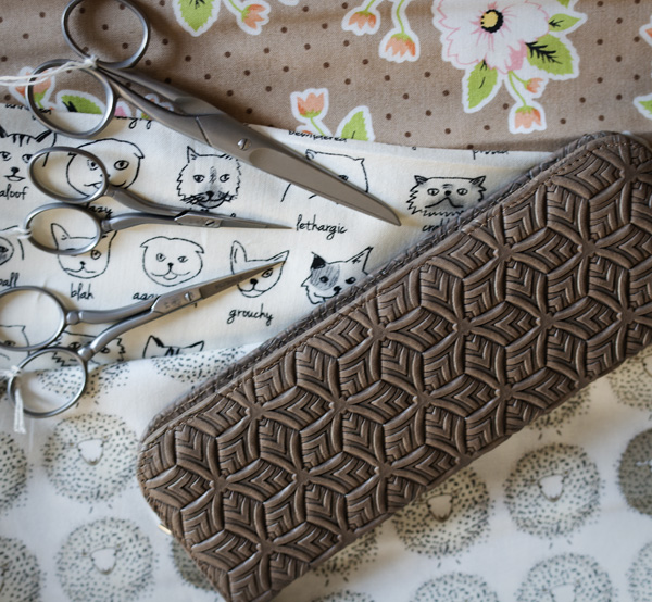 Thimbleanna: Collette Fabric
