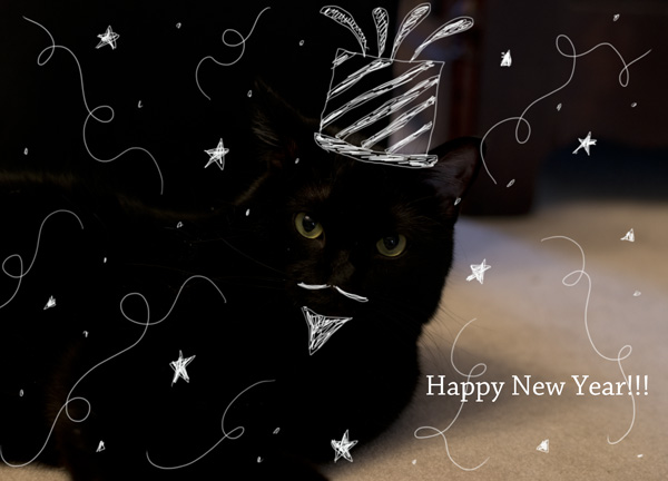 Thimbleanna: Happy New Year