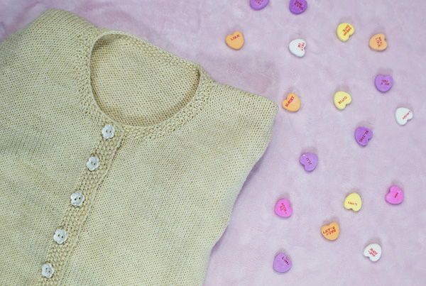 Thimbleanna: Baby Sweater
