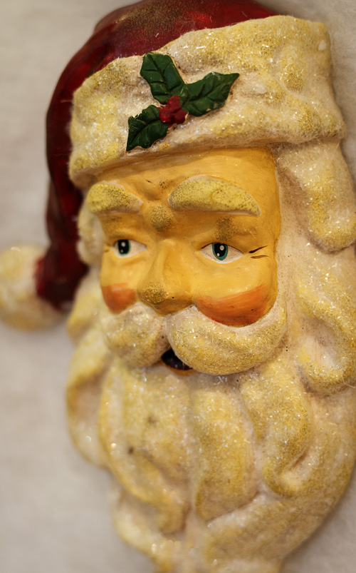 Thimbleanna: Santa